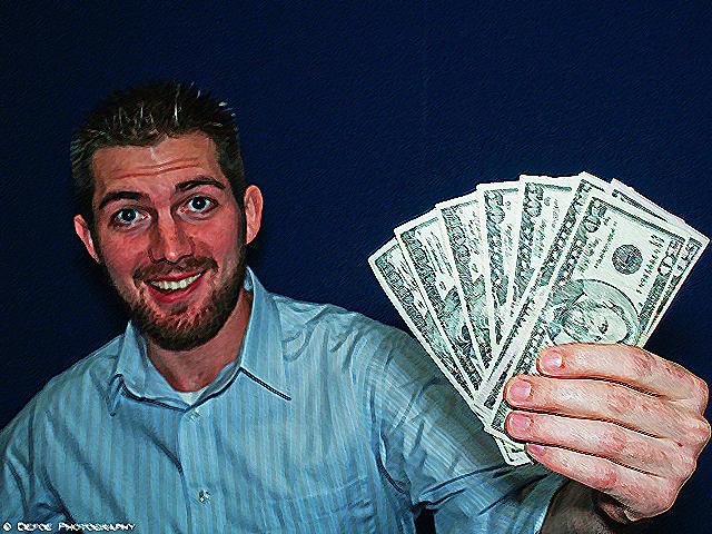 Money gay gay